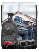 Steam Train Duvet Cover