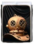 Steampunk - Diving - Diving Helmet Duvet Cover
