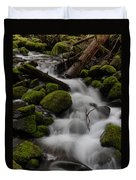 Stepping Stones Duvet Cover