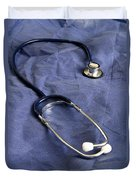 Stethoscope Duvet Cover