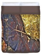 Stick Insect Duvet Cover