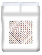 Stiletto Love Duvet Cover