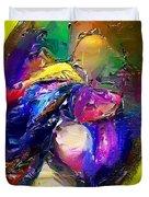 Still Life 032812 Duvet Cover