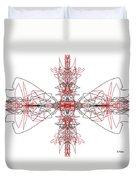 Stingrays Duvet Cover