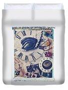 Stitch In Time Duvet Cover
