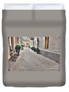 Stone Alley Duvet Cover