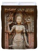 Stone Carving 2 Duvet Cover