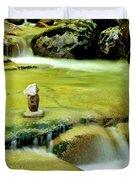 Stone Works Duvet Cover