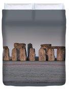 Stonehenge Wiltshire Duvet Cover