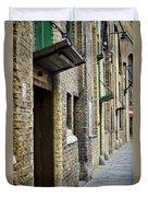 Stoney Street Duvet Cover