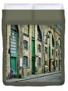 Stoney Street View Duvet Cover