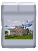 Stonington Light Duvet Cover