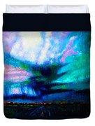 Storm Chasing Duvet Cover