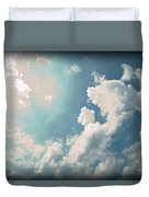 Storm Clouds - 1 Duvet Cover