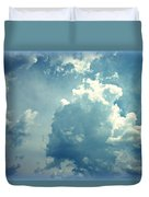 Storm Clouds - 4 Duvet Cover