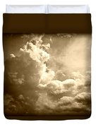 Storm Clouds - 5 Duvet Cover