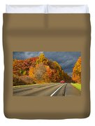 Stormin' Through Pennsylvania 2 Duvet Cover