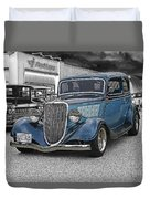 Stormy Skies Classic Duvet Cover