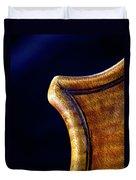 Stradivarius Corner Closeup Duvet Cover