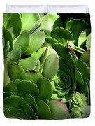 Strand Succulent Duvet Cover