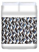 Strands And Things Duvet Cover