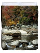 Streamside Color Duvet Cover