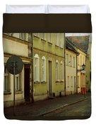Street 2 Duvet Cover