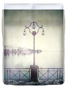 Street Lamp Duvet Cover