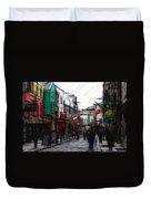 Streetlife Duvet Cover