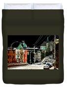 Streetside Duvet Cover