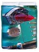 Striking Tail Lights Duvet Cover