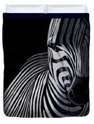 Striped Duvet Cover