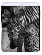 Stripes - Zebra Duvet Cover