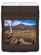 Studies On Sugarloaf Peak 3 Duvet Cover