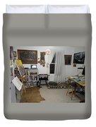 Studio - Art Work Space Duvet Cover