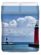 Studio Lighthouse Duvet Cover