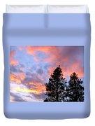 Stunning Spring Sky Duvet Cover