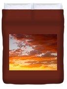 Stunning Sunset Duvet Cover