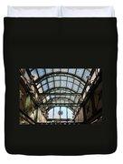 Subway Glass Station Duvet Cover