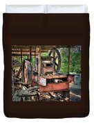 Sugar Cane Mill Duvet Cover by Tamyra Ayles