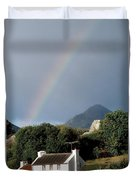 Sugarloaf Mountain, Glengarriff, Co Duvet Cover
