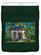 Summer Chapel Duvet Cover