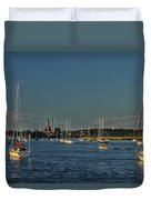 Summers Canal Duvet Cover