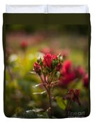 Sun In The Garden Duvet Cover