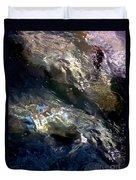 Sun On Water Duvet Cover