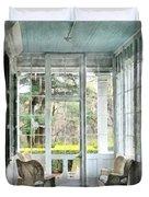 Sun Porch Duvet Cover