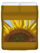 Sunflower Arch Duvet Cover
