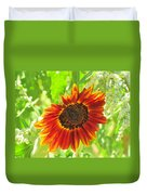 Sunflower Beauty Duvet Cover