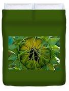 Sunflower Kisses Duvet Cover