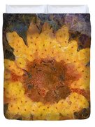 Sunflower Season Duvet Cover